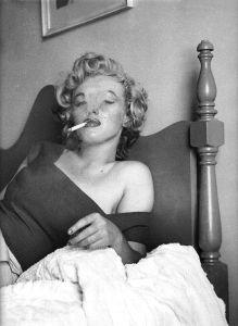 Marilyn Monroe, January 21st 1953